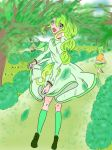 7 Day Color Challange:Green by NagareboshiHime