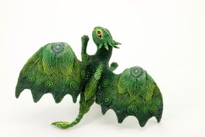 Grassguy - RGL-project dragon by hontor