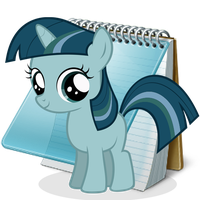 Notepad by Liggliluff