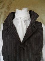 Regency cravat PCN4-1 by JanuaryGuest