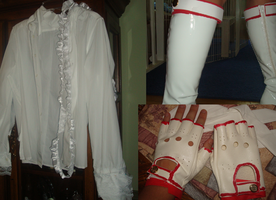 Lili Cosplay Progress 2 by Blue-and-Dog
