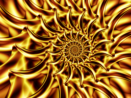 Golden Spiral by DennisBoots