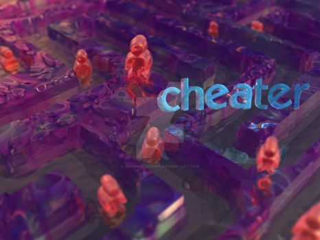 Cheater by QueenofZoompf
