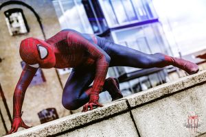 Amazing Spiderman by ShashinKaihi