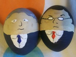 Easter Pundits by hatorade