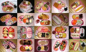 Bento Collage 1 by Corselia