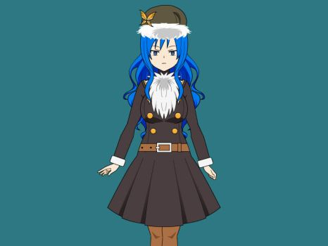 Request - Juvia Lockser (Fairy Tail) by Myterritory20