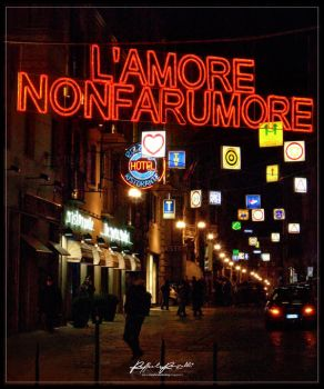 L'amore non fa rumore by marveen86