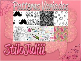 Patterns Variados 2 by StiloJuliii