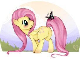 Fluttershy by RubyPM