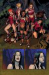 Sally of the Wasteland 2 pages 2 by TazioBettin