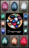 Dragoneggs by Siobhan68