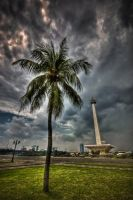 Monas 1 - HDR by Ageel