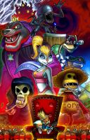 Conker's Bad Fur Day by Pastichio
