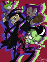 Invader ZIM- Anarchy by Spectra22