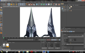 Reaper WIP Progress by The-Didact