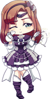 CM - BridgeChan - Elegant Sailor Lolita by MAYGUSTA