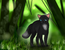 Ravenpaw by Sands-Of-Grace