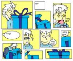 Vergil Jr's 1st Birthday pg 1 by CoolCourtney