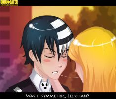 Was it symmetric, Liz-chan? by walterka
