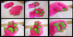 Trox Handpaws by CuriousCreatures