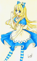 Alice Liddell by Chrys-o-prase