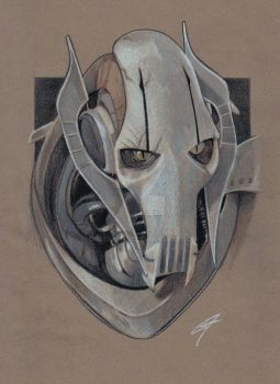 General Grievous by GabeFarber