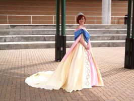A Royal Occasion: Anastasia by PaintedPandaCosplay