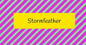 Stormfeather by Stormfeather1018
