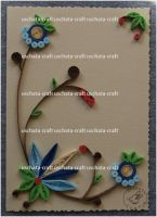 Quilling - Card 6 by Eti-chan