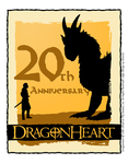 20th Anniversary Logo by Strecno