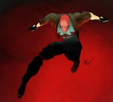 Redhood by TheBabman