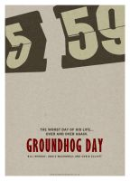 Groundhog Day by forgedesignworks