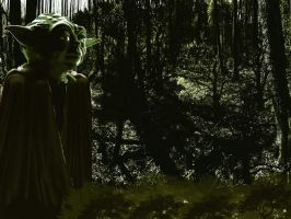 In the swamp by Astralview