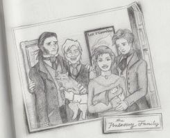 Les Mis Family Portrait by ThreshTheSky