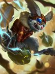 SMITE - Ratatoskr Flying Squirrel by ChrisBjors