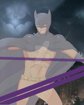 Batman nsfw fanart uncensored by OujiRainu