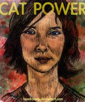 cat power. by hendryong