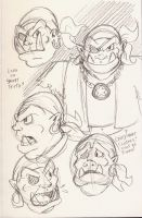 StC Plunder sketches by adamis
