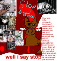 animal abuse sucks by dustpaw169