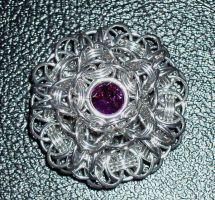 Chainmaille ball by gotclawz1