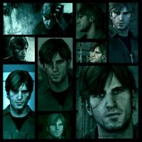 Silent Hill Faces : Murphy Pendleton by rollerfan222