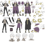 FE:A - Henry Reference sheet by DragonBladerX