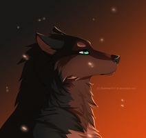 I See Fire by BlueHeart417