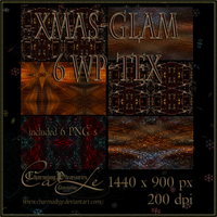 6-Xmas-Glam-WP-Tex by Charmadige