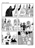Bounty Hunters by AndyKluthe