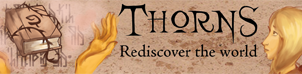 Thorns RPG Web Banner by MissusHow