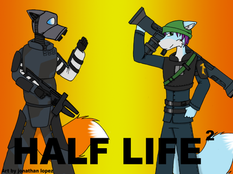Contest entry: HALF LIFE 2 by TheGoldenCrowbar