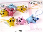 Luma charms in different color by Fluffntuff