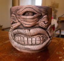 3 EYED TOOTHY GRIN by CorazondeDios